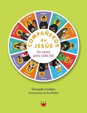 COMPAÑEROS DE JESUS: UN SANTO PARA CADA DIA