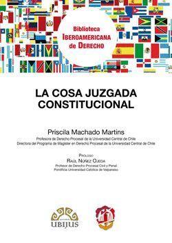 LA COSA JUZGADA CONSTITUCIONAL