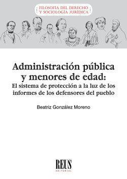 ADMINISTRACIÓN PÚBLICA Y MENORES DE EDAD