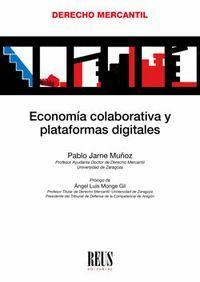 ECONOMÍA COLABORATIVA Y PLATAFORMAS DIGITALES