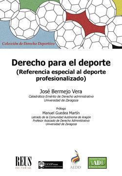 DERECHO PARA EL DEPORTE