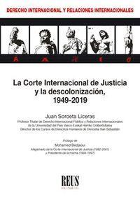 LA CORTE INTERNACIONAL DE JUSTICIA Y LA DESCOLONIZ