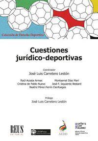 CUESTIONES JURÍDICO-DEPORTIVAS