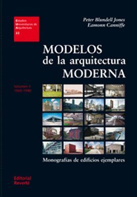 MODELOS DE LA ARQUITECTURA MODERNA II