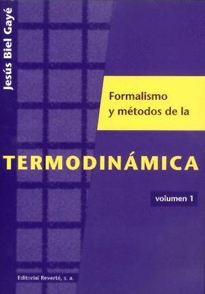 TERMODINAMICA VOL.1 FORMALISMO Y METODOS