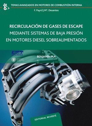 RECIRCULACION DE GASES DE ESCAPE