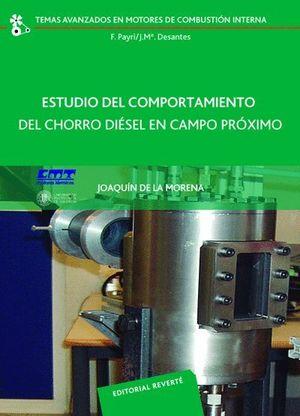 ESTUDIO DEL COMPORTAMIENTO DEL CHORRO DIESEL EN CAMPO PROXIMO