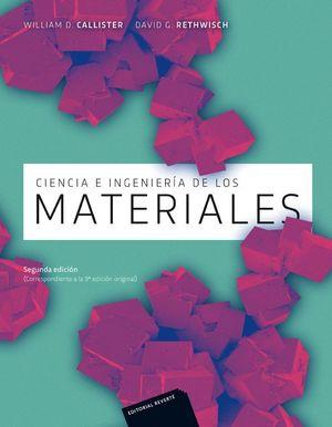 CIENCIA E INGENIERÍA DE MATERIALES (2ED)