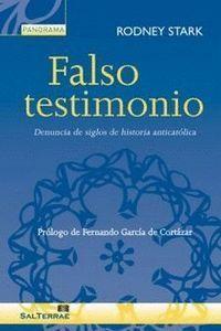 FALSO TESTIMONIO