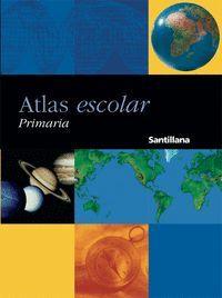 ATLAS ESCOLAR PRIMARIA (EDICION ACTUALIZADA) (T)