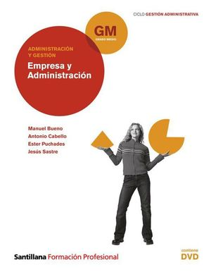 GESTION ADMINISTRATIVA GM EMPRESA Y ADMINISTRACION