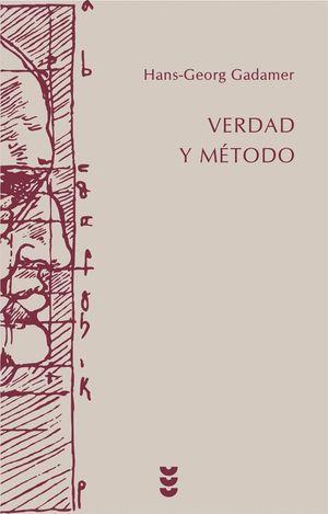 VERDAD Y METODO, VOL.I (T)