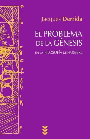 EL PROBLEMA DE LA GENESIS