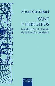 KANT Y HEREDEROS