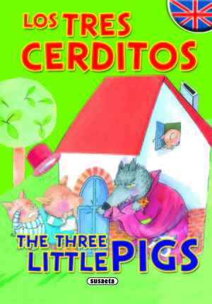TRES CERDITOS (BILINGUE)