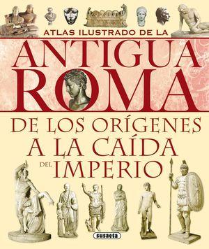ATLAS ILUSTRADO DE LA ANTIGUA ROMA (T)