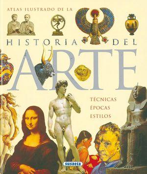 HISTORIA DEL ARTE (T)