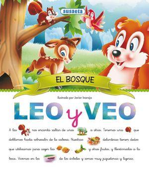 LEO Y VEO... EL BOSQUE - PICTOGRAMAS (T)