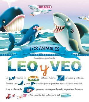 LEO Y VEO... LOS ANIMALES - PICTOGRAMAS (T)