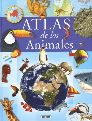 ATLAS DE LOS ANIMALES (T)
