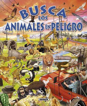 BUSCA LOS ANIMALES EN PELIGRO (T)