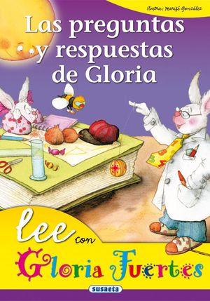 PREGUNTAS Y RESPUESTAS DE GLORIA
