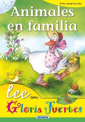 LEE CON GLORIA FUERTES. ANIMALES DE FAMILIA