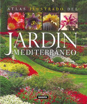 JARDIN MEDITERRANEO - ATLAS ILUSTRADO