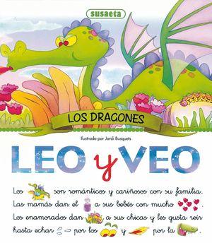LEO Y VEO LOS DRAGONES (T)