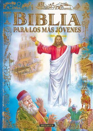 BIBLIA PARA LOS MAS JOVENES