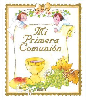 MI PRIMERA COMUNION (T)