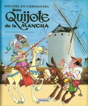 DON QUIJOTE DE LA MANCHA (T)