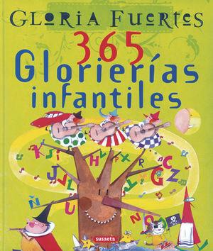 365 GLORIERIAS INFANTILES (T)
