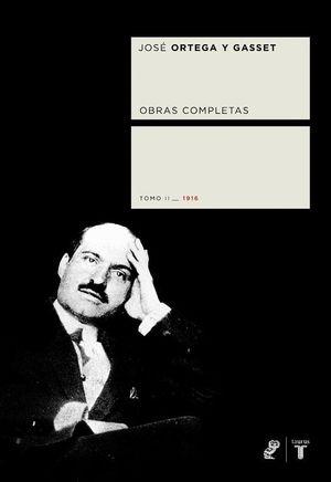 OBRAS COMPLETAS, TOMO II 1916