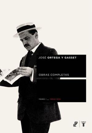 OBRAS COMPLETAS, TOMO I 1902-1915