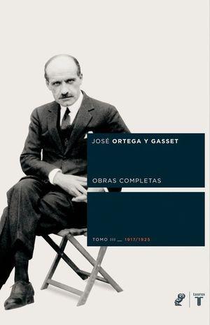 OBRAS COMPLETAS, TOMO III 1917-1925