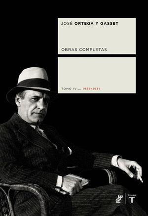 OBRAS COMPLETAS, TOMO IV 1926-1931