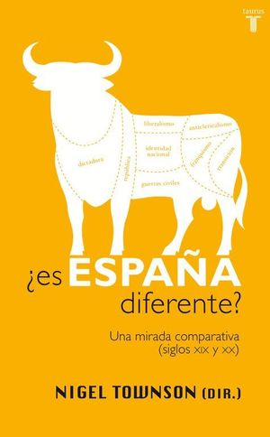 ES ESPAÑA DIFERENTE?