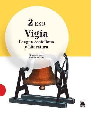 LENGUA CASTELLANA Y LITERATURA 2 ESO VIGIA 2015