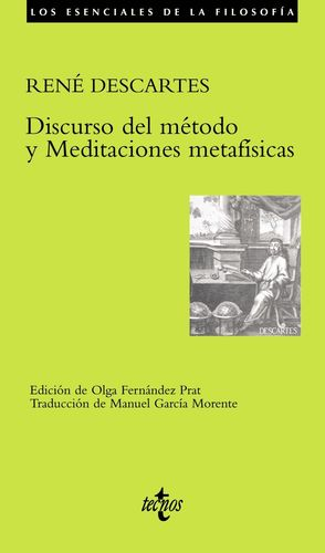 DISCURSO DEL METODO Y MEDITACIONES METAFISICAS