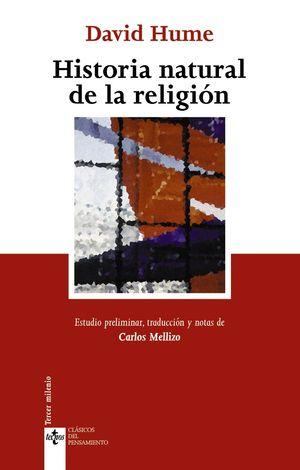 HISTORIA NATURAL DE LA RELIGION (3ª ED.)