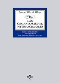 LAS ORGANIZACIONES INTERNACIONALES