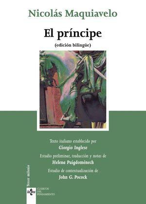 EL PRINCIPE (EDICION BILINGUE ITALIANO/ESPAÑOL)