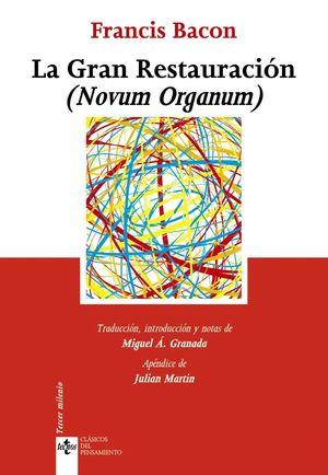 LA GRAN RESTAURACION (NOVUM ORGANUM)