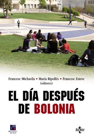 EL DÍA DESPUÉS DE BOLONIA