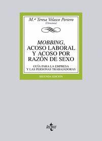 MOBBING, ACOSO LABORAL Y ACOSO POR RAZÓN DE SEXO