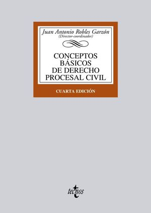 CONCEPTOS BÁSICOS DE DERECHO PROCESAL CIVIL