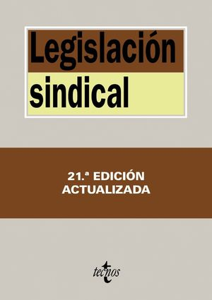 LEGISLACIÓN SINDICAL