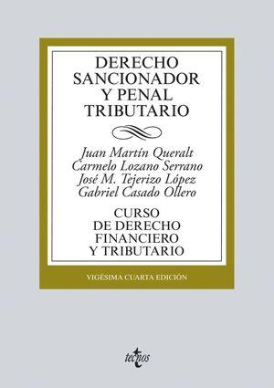 DERECHO SANCIONADOR Y PENAL TRIBUTARIO