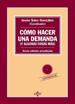 COMO HACER UNA DEMANDA (Y ALGUNAS COSAS MAS) +CD 6ªED.